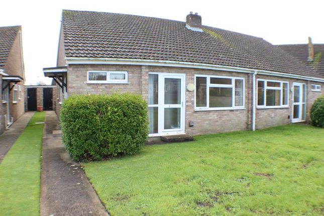 Thumbnail Bungalow to rent in Redhorn Gardens, Devizes