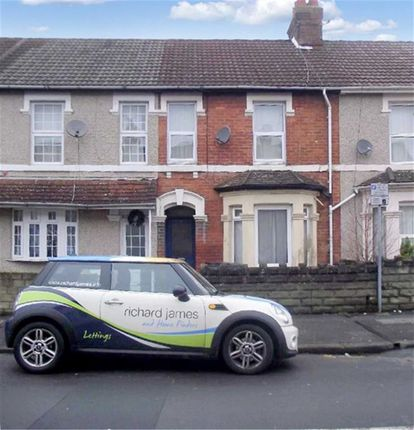 Thumbnail Flat to rent in Broad Street, Swindon, Wiltshire