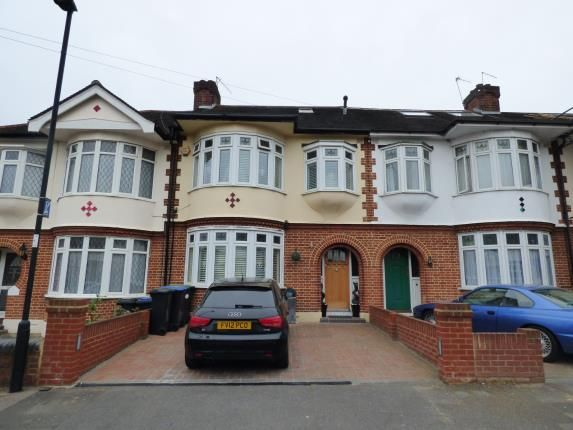 Thumbnail Terraced house for sale in Orchard Crescent, Enfield, Middlesex