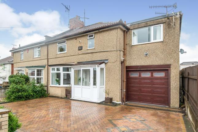 Thumbnail Semi-detached house for sale in Braemar Avenue, Bristol, Somerset
