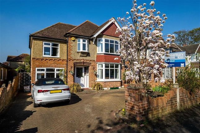 Thumbnail Detached house for sale in West Drayton Park Avenue, West Drayton, Middlesex