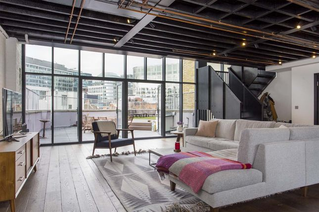 Thumbnail Flat to rent in Duplex Penthouse, Spitalfields