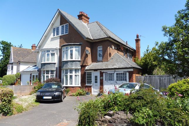 Thumbnail Semi-detached house for sale in Alcombe Road, Minehead