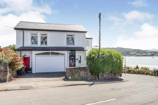 Thumbnail Detached house for sale in Pentywyn Road, Deganwy, Conwy, North Wales