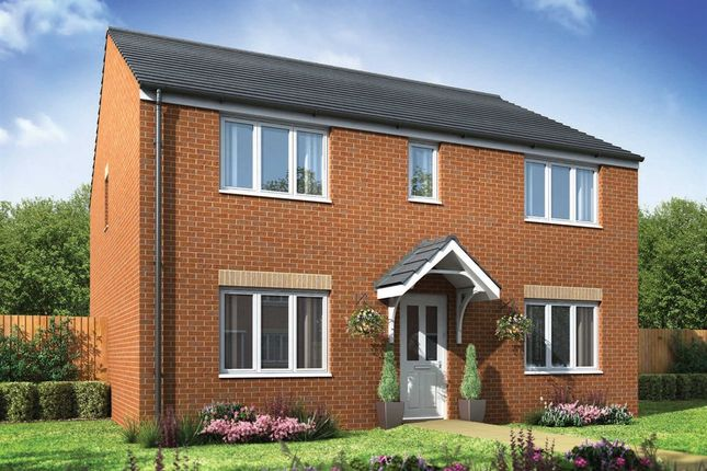 "Thumbnail Detached house for sale in ""The Hadleigh"" at Newland Lane, Newland, Droitwich"