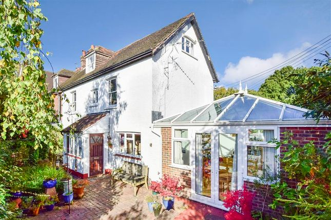Thumbnail Semi-detached house for sale in Bevernbridge Cottages, South Chailey, Lewes, East Sussex