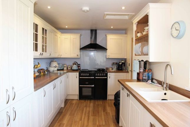 Kitchen of Place Parc, Newquay TR7