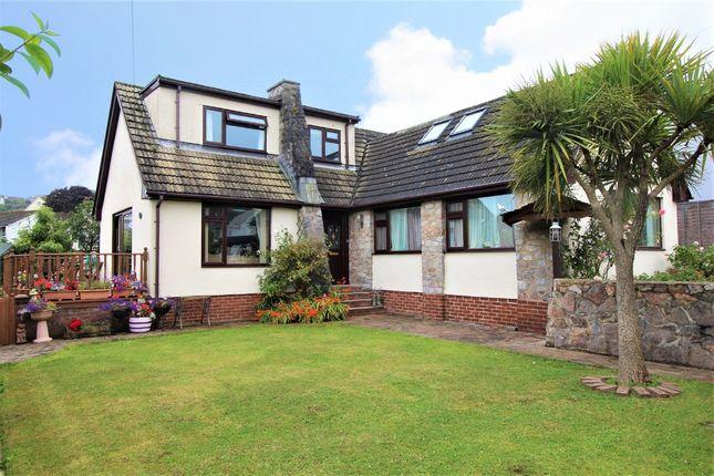 Thumbnail Detached bungalow for sale in Grange Road, Paignton