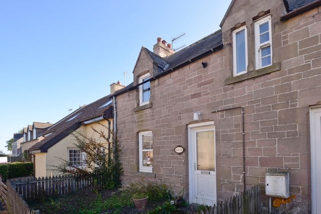 Thumbnail Terraced house for sale in Main Street, Leitholm
