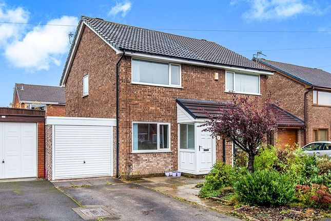 Thumbnail Semi-detached house to rent in Longley Close, Fulwood, Preston