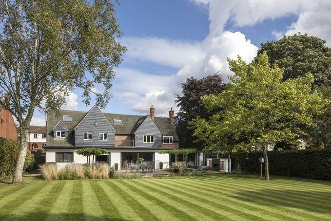 Thumbnail Detached house for sale in Fair Acre, Church Lane, Mirfield