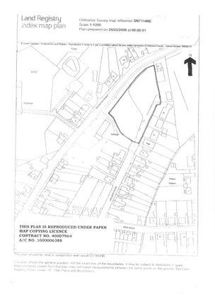 Location Plan of Ardwyn Road, Upper Brynamman, Ammanford SA18
