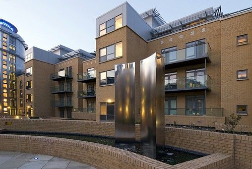 Thumbnail Flat to rent in The Belvedere, The Belvedere, Homerton Street