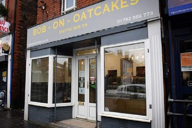 Thumbnail Restaurant/cafe for sale in London Road, Chesterton, Newcastle-Under-Lyme
