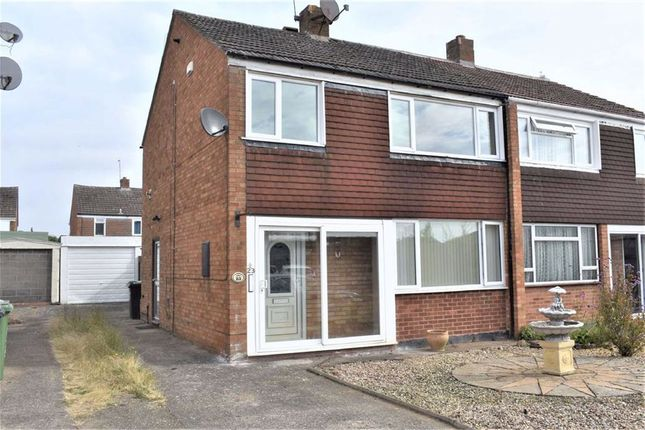 3 bed semi-detached house for sale in Mallard Close, Worcester WR2