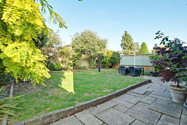Garden At Back of Farnham Road, Fleet GU51