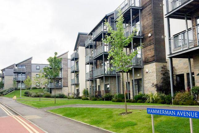 Thumbnail Flat for sale in Hammerman Avenue, Aberdeen