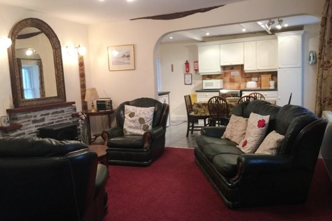 Thumbnail Cottage to rent in Shellback Cottage, Crackwell Street, Tenby