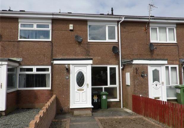 Thumbnail Terraced house for sale in Harringdale Road, High Harrington, Workington