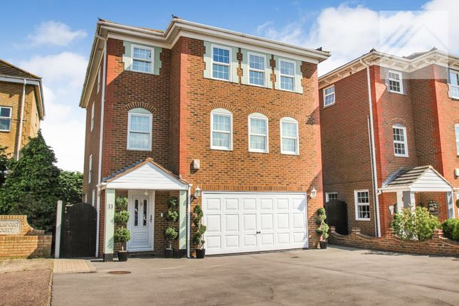 Thumbnail Detached house for sale in Silver Point Marine, Point Road, Canvey Island