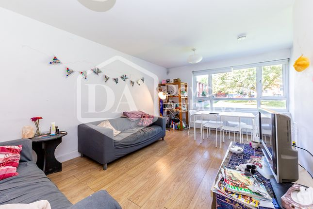 Thumbnail Flat to rent in Henfield Close, London