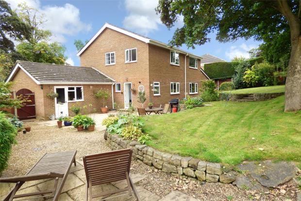 Thumbnail Detached house for sale in Oaklands Court, Aldcliffe, Lancaster