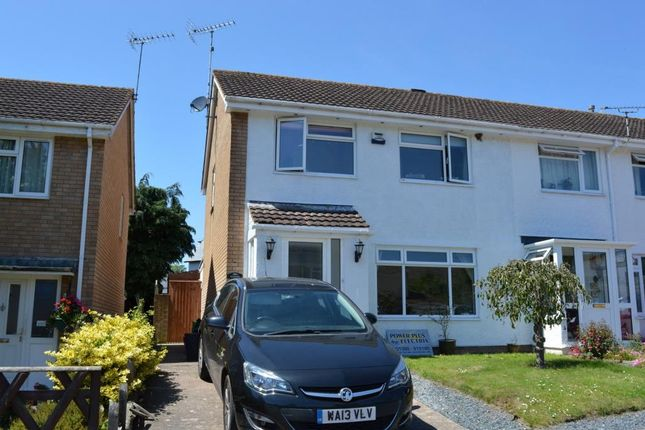 Thumbnail End terrace house for sale in Warrens Mead, Sidford, Sidmouth, Devon