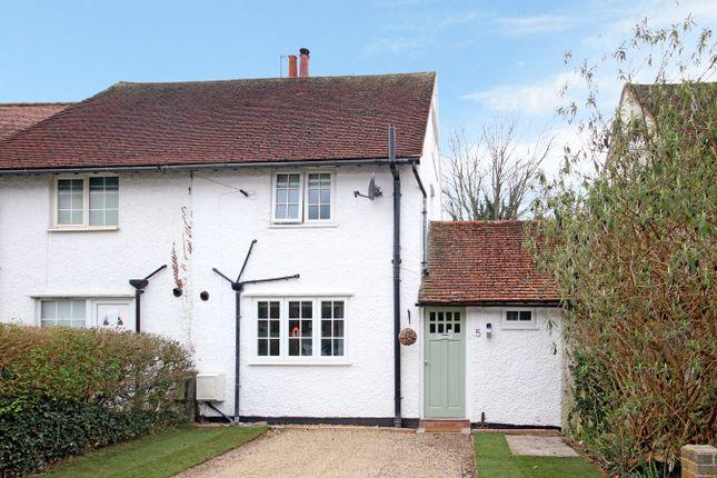 Thumbnail Terraced house for sale in Shott Lane, Letchworth Garden City