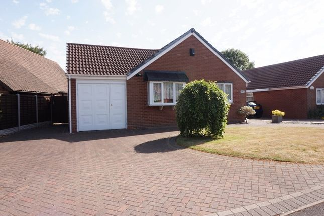 Thumbnail Detached bungalow for sale in Water Orton Lane, Minworth, Sutton Coldfield
