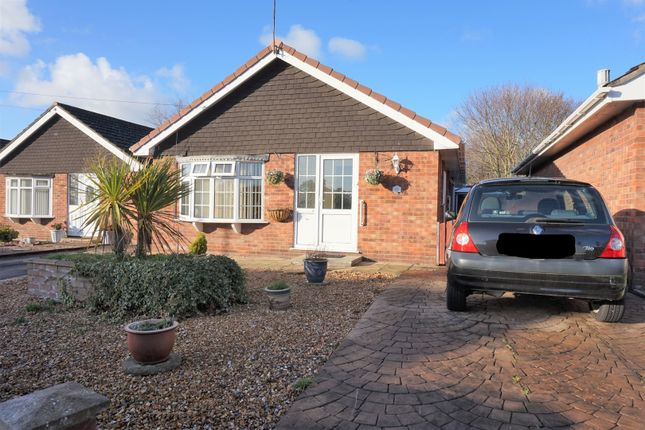 Thumbnail Detached bungalow for sale in Makepeace Close, Chester
