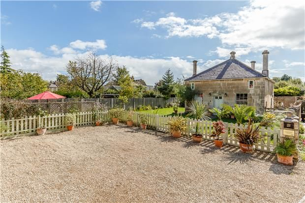 Thumbnail Detached house for sale in Rose Terrace, Combe Down, Bath, Somerset