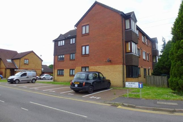 Thumbnail 2 bed flat to rent in North Road, Colliers Wood, South Wimbledon