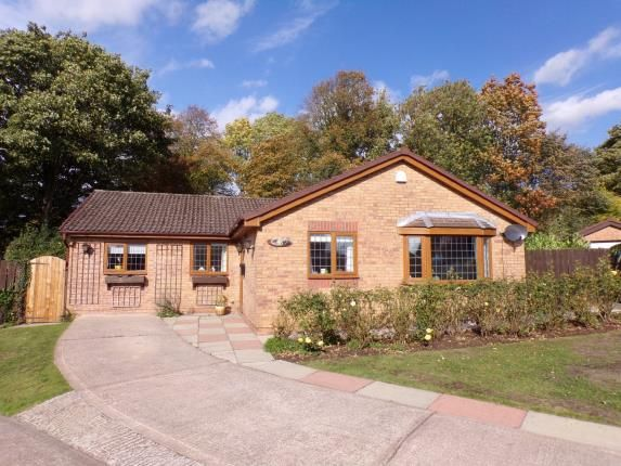 Thumbnail Bungalow for sale in Hill Rise, Romiley, Stockport, Cheshire