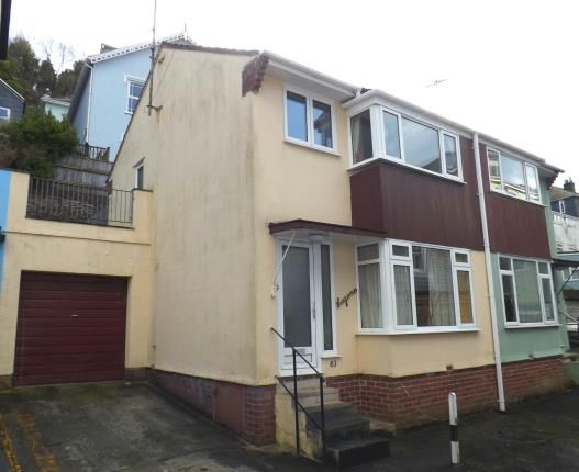 3 bed semi-detached house for sale in Dartmouth, Devon