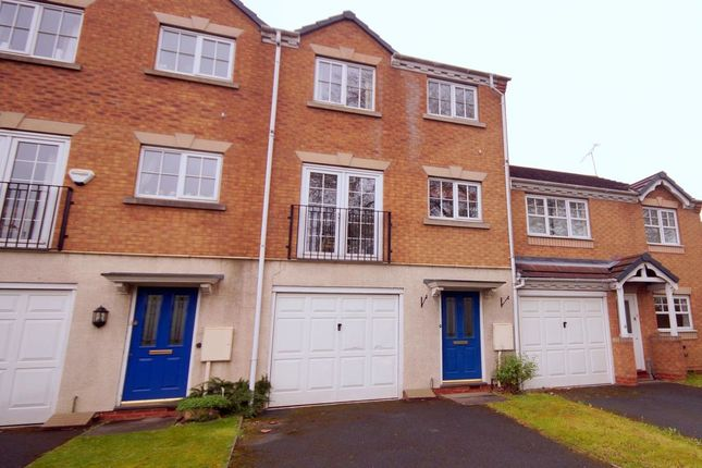 Thumbnail Property to rent in Lotus Way, Stafford