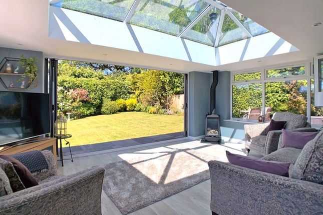 Thumbnail Detached bungalow for sale in Woolbrook Meadows, Sidmouth