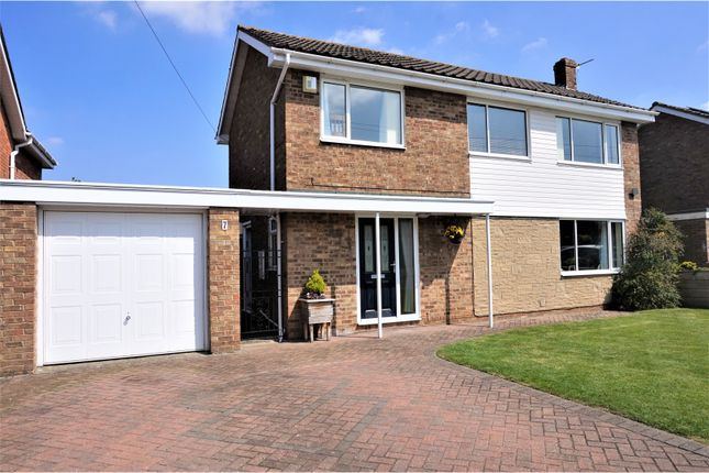 Thumbnail Detached house for sale in Achille Road, Grimsby