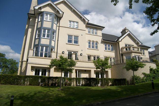 Thumbnail Flat for sale in Greenwood House, St Hilarys Park, Alderley Edge