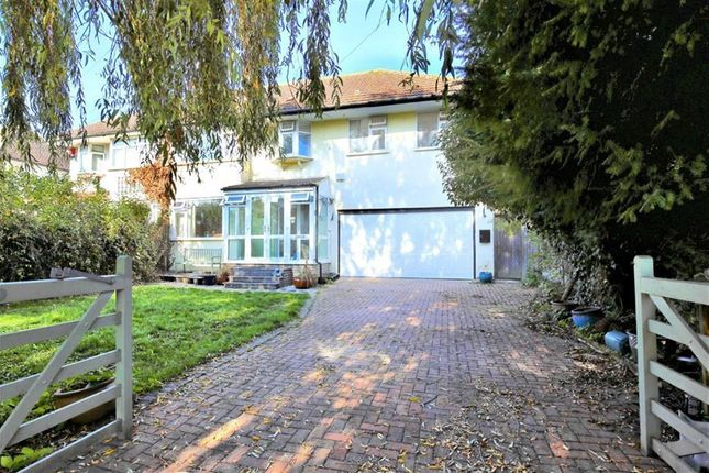 Thumbnail Semi-detached house for sale in Weald Hall Lane, Thornwood, Epping