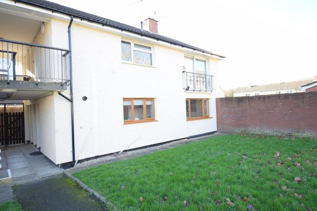 Thumbnail Flat for sale in Cardigan Close, Croesyceiliog, Cwmbran