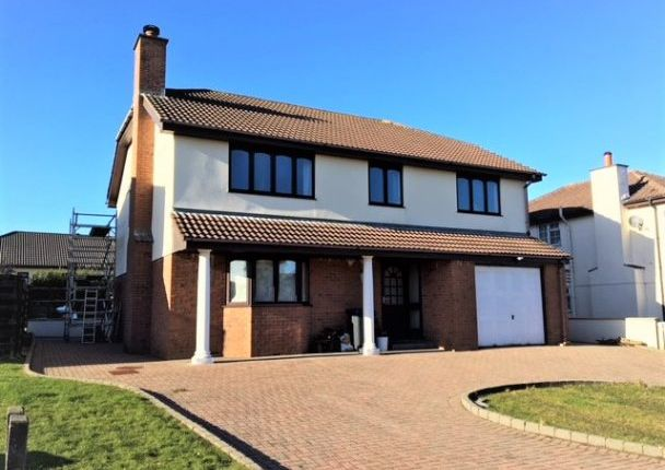 Thumbnail Detached house to rent in Hilltop Rise, Douglas, Isle Of Man