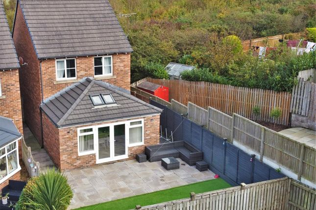 Thumbnail Detached house for sale in Liddle Close, Barrow-In-Furness