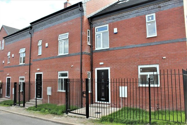 Thumbnail Flat for sale in The Green, St John Street, Pemberton, Wigan
