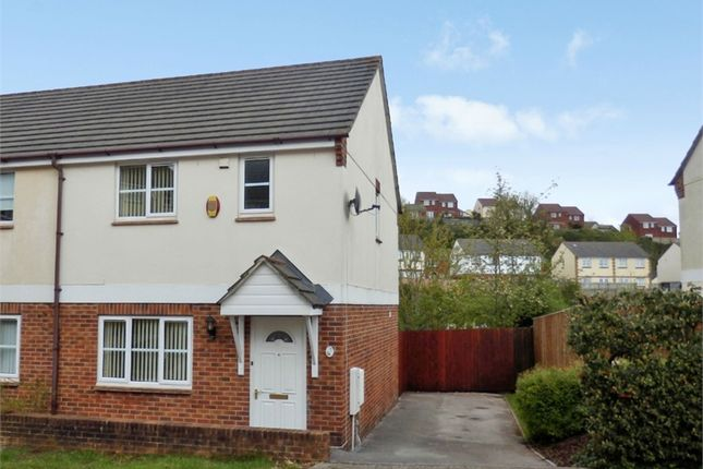 Thumbnail Semi-detached house to rent in Kintyre Close, Torquay