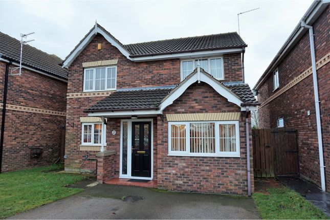 Thumbnail Detached house for sale in Fiddlers Drive, Armthorpe, Doncaster