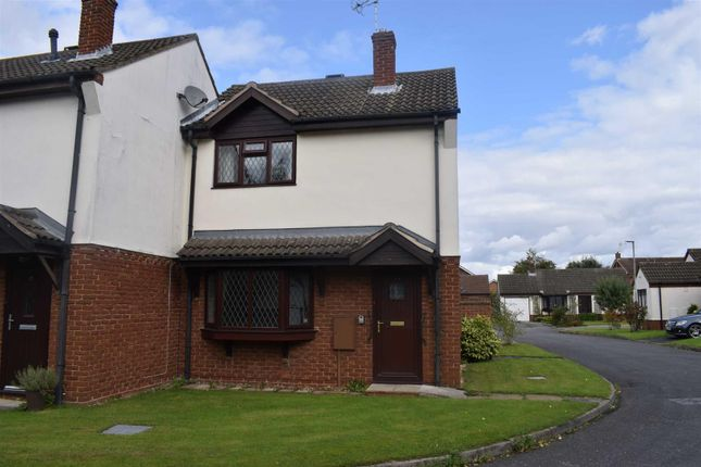 Thumbnail Semi-detached house to rent in Leeks Close, Southwell, Southwell
