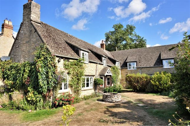 Thumbnail Country house for sale in Rack End, Standlake