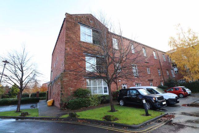 Thumbnail Flat to rent in Waterside House, Denton Mills, Carlisle