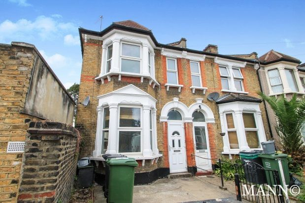 Thumbnail Property to rent in Blagdon Road, London