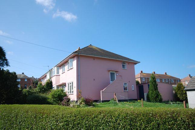 Thumbnail Flat to rent in Heol Y Wern, Penparcau, Aberystwyth